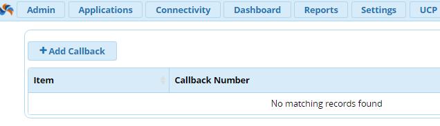 FreePBX 13 добавить CallBack