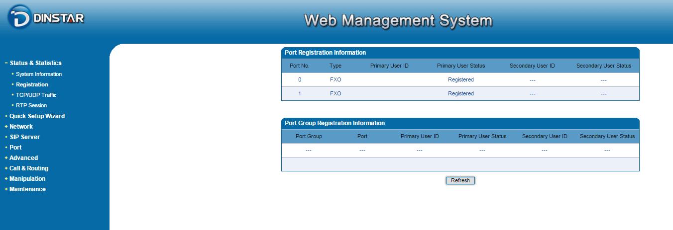 Регистрация FXO портов на Asterisk