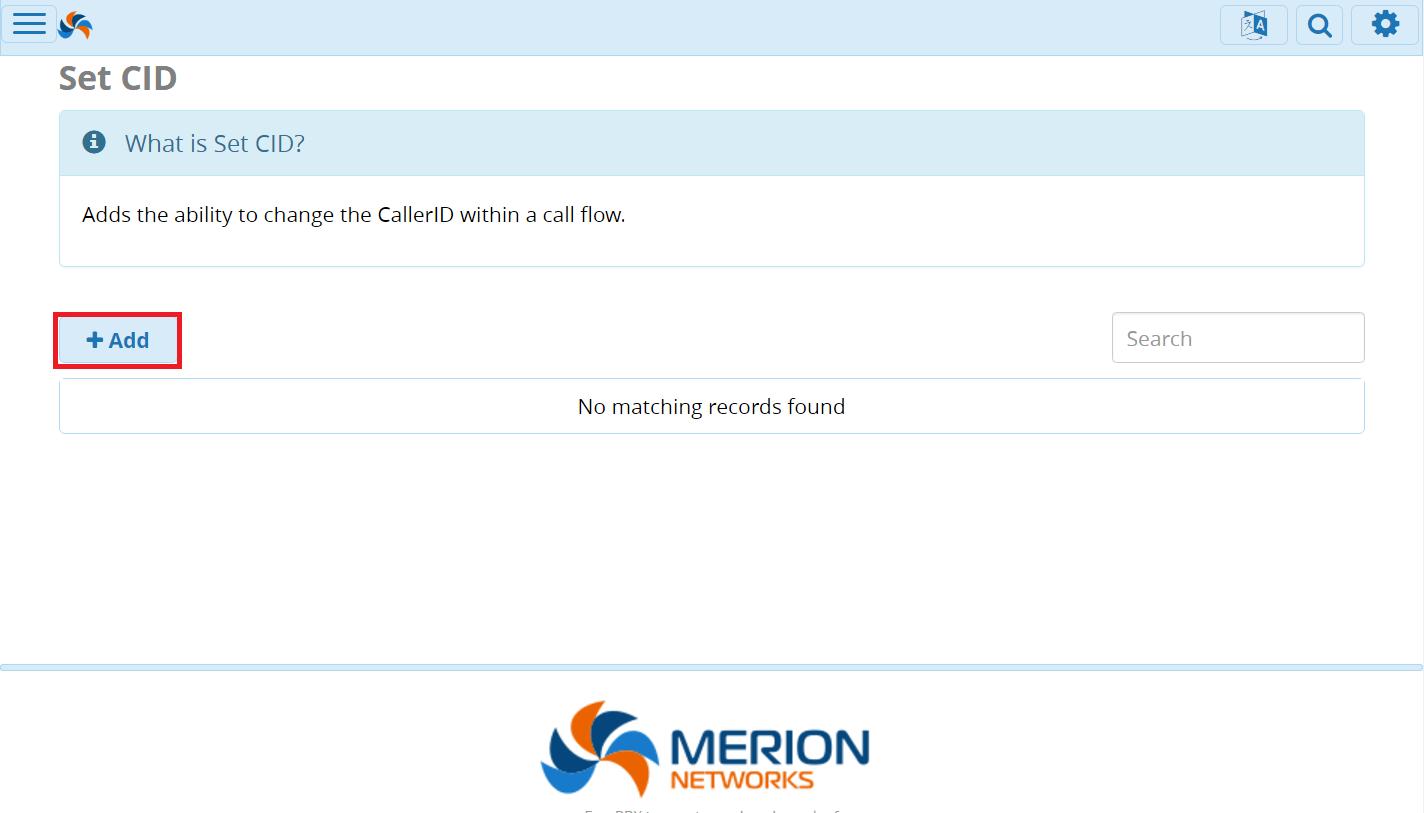 Изменяем входящий Caller ID в FreePBX