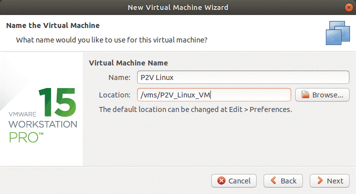 Virtual Machine Hardware Compatibility
