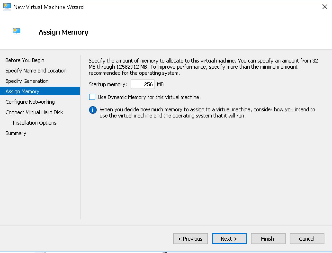 Настройка количества доступной оперативной памяти для виртуального маршрутизатора