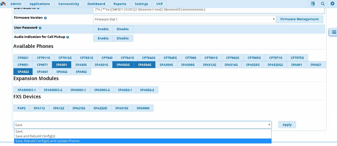 Expansion Module в EPM