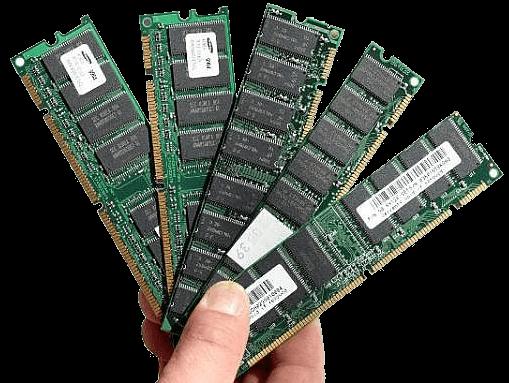 Серверные компоненты - оперативная память