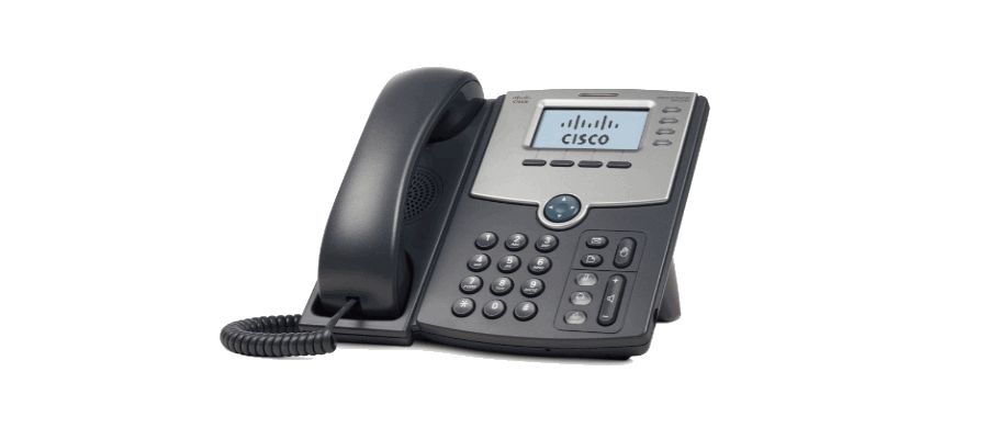Характеристики Cisco SPA 504G 4-Line IP Phone