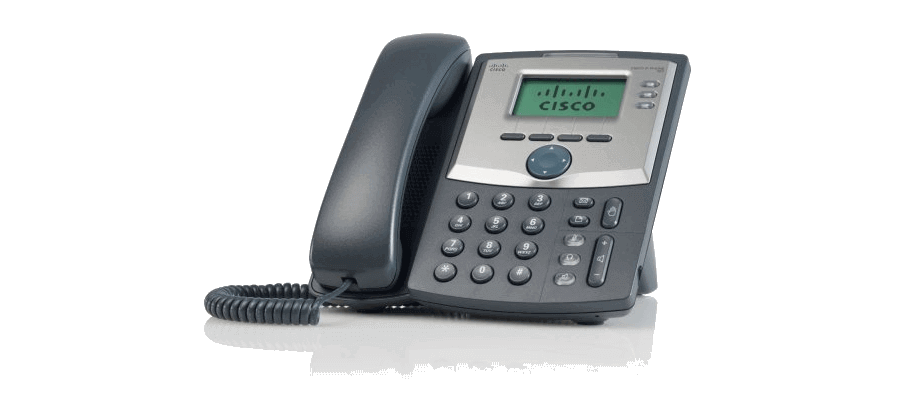 Характеристики Cisco SPA 303 3-Line IP Phone