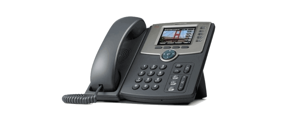 Характеристики Cisco SPA525G2 5-Line IP Phone