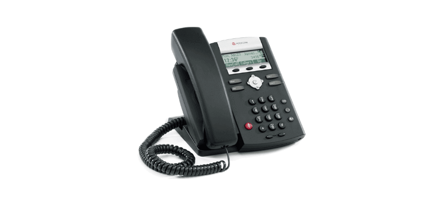Характеристики Polycom Soundpoint IP 335