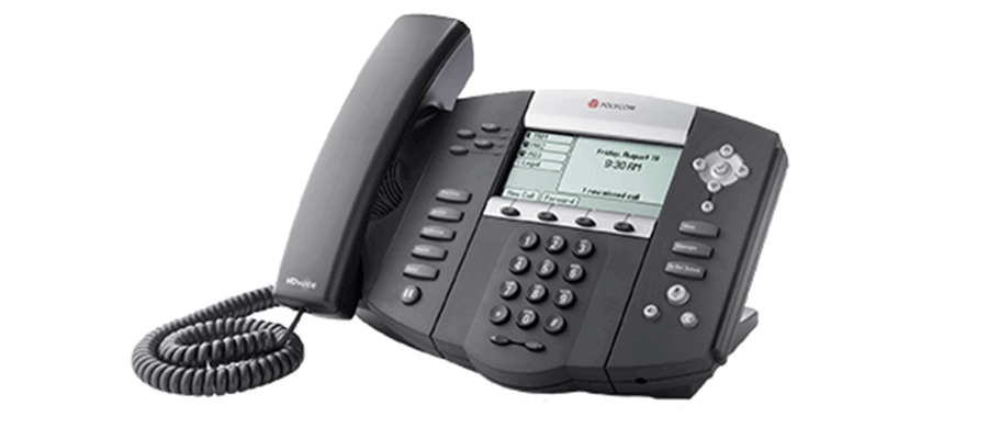 Характеристики Polycom Soundpoint IP 550