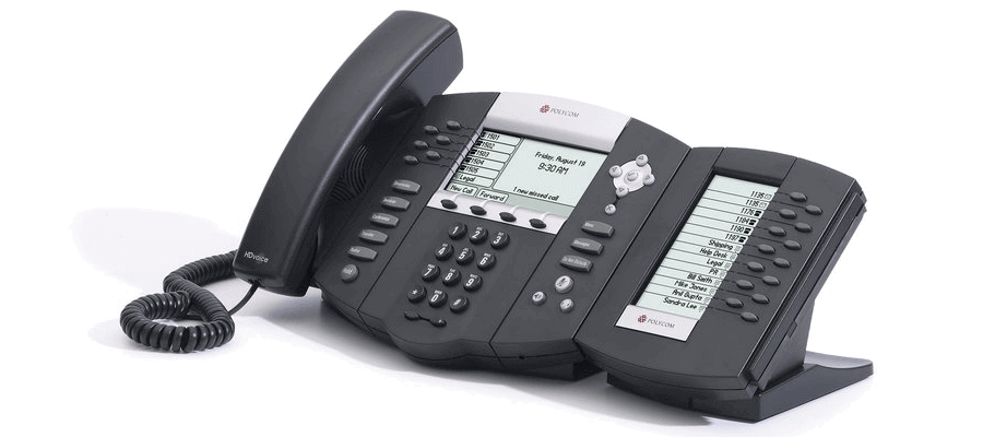 Характеристики Polycom Soundpoint IP 650